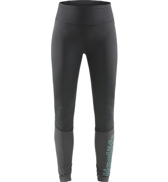 LIM COMP Q TIGHTS - TRUE BLACK
