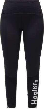 LIM COMP Q TIGHTS - TRUE BLACK/HAZE