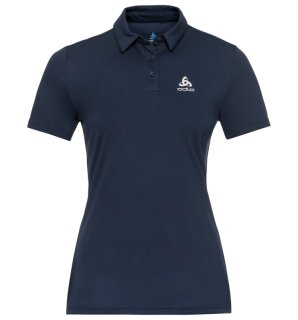POLO SHIRT S/S CARDADA - DIVING NAVY  CANCELLED SS21
