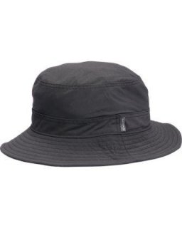 SOLAR IV HAT - TRUE BLACK