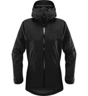 ESKER Q JACKET - TRUE BLACK