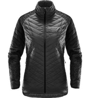 LIM BARRIER Q JACKET - MAGNETITE