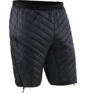 LIM BARRIER SHORTS - TRUE BLACK