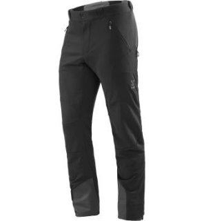 ROC FUSION PANT - TRUE BLACK