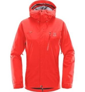 ASTRAL Q JACKET - REAL RED