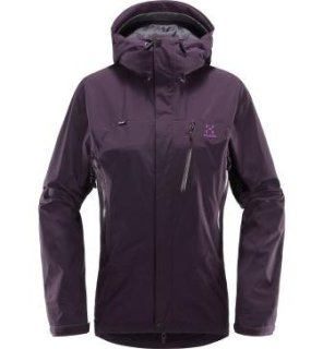 ASTRAL Q JACKET - ACAI BERRY