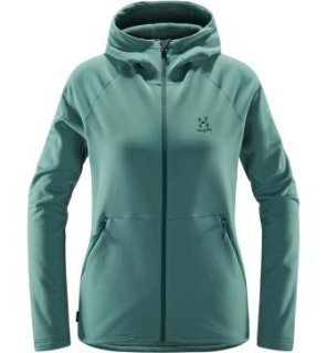 BUNGY Q HOOD - WILLOW GREEN