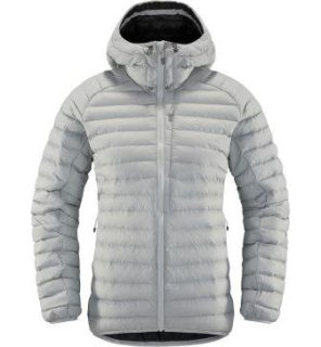 ESSENS MIMIC Q HOOD - STONE GREY