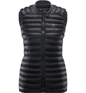 ESSENS MIMIC Q VEST - TRUE BLACK/MAGNETITE
