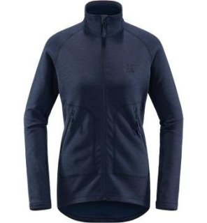 HERON Q JACKET - TARN BLUE