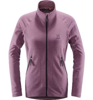 HERON Q JACKET - PURPLE PINK