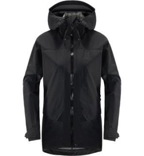 GRYM EVO Q JACKET - TRUE BLACK
