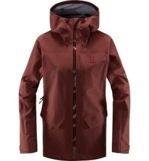 GRYM EVO Q JACKET - MAROON RED