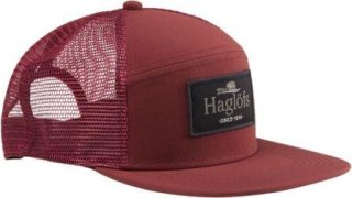 TRUCKER CAP - MAROON RED