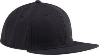 LOGO CAP - TRUE BLACK/MAGNETITE