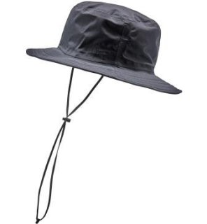 PROOF RAIN HAT - TRUE BLACK
