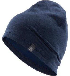 HERON BEANIE - TARN BLUE