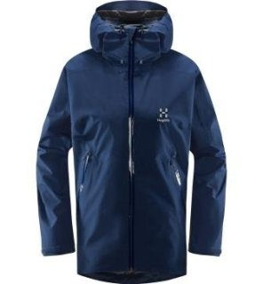 MERAK Q JACKET - TARN BLUE