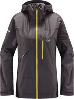 LIM CROWN Q JACKET - MAGNETITE