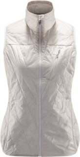 LIM BARRIER Q VEST - STONE GREY