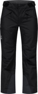 LUMI FORM Q PANT - TRUE BLACK