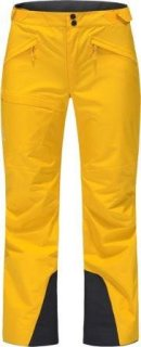 LUMI FORM Q PANT - PUMPKIN YELLOW