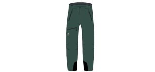 CLAY PANT - FJELL GREEN