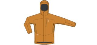 ASTRAL GTX JACKET - AUTUMN LEAVES