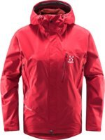 ASTRAL GTX Q JACKET - REAL RED