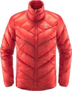 LIM ESSENS Q JACKET - HIBISCUS RED