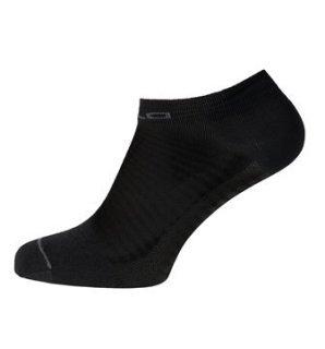 SOCKS INVISIBLE CERAMICOOL - BLACK