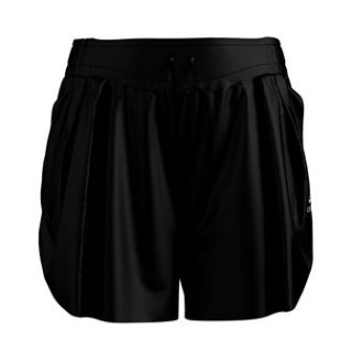 BL BOTTOM SHORT MAHA WOVEN - BLACK