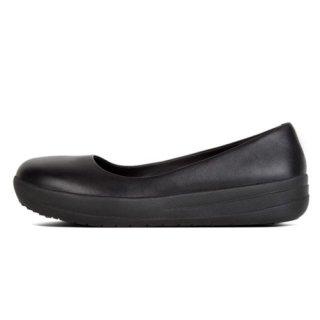 ADORABALLERINA TM - All Black Leather
