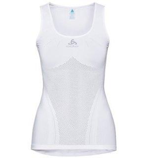 SUW TOP CREW NECK SINGLET BREATHE - WHITE