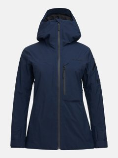 APLINE 2L JACKET W -BLUE SHADOW