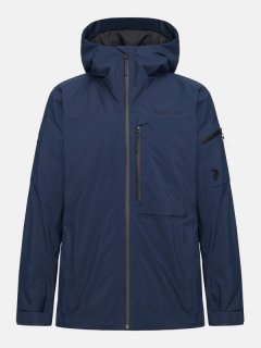 ALPINE 2L JACKET M - BLUE SHADOW