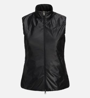 SWINDON VEST W - BLACK