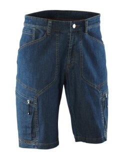 AGILE SHORTS - Denim