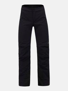 STRETCH PANTS W - BLACK