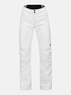 STRETCH PANTS W - OFFWHITE