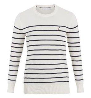BRADYSTR C Pullover - White