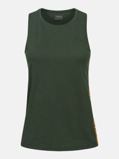 RIDER TANK W - DRIFT GREEN