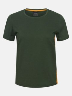 RIDER TEE W - DRIFT GREEN