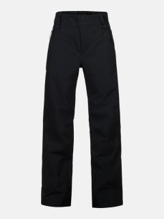MAROON PANTS JR - BLACK