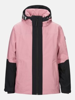RIDER SKI JACKET JR - FROSTY ROSE