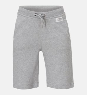 JR LITE LONG SH - Med Grey Mel