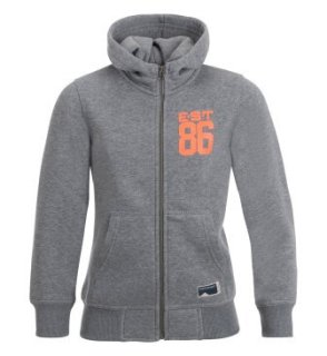 SWEAT Z JR - Grey melange