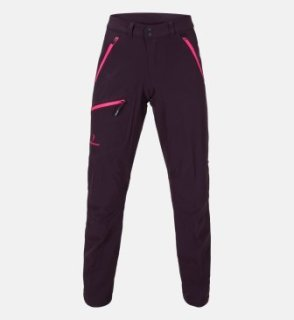BL SOFTSHELL PANT W - Purple Night
