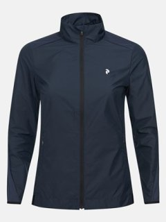 CANYATA WIND JACKET W - BLUE SHADOW