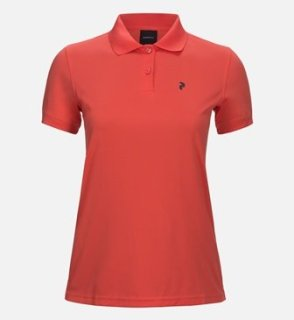ELS POLO W - PINK FLOW